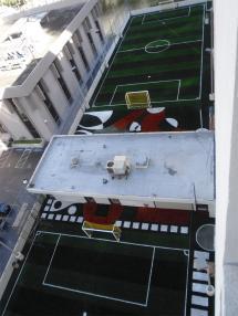 Rooftop Soccer
